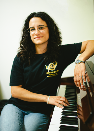 Silvia Prèmici (Pianoforte)