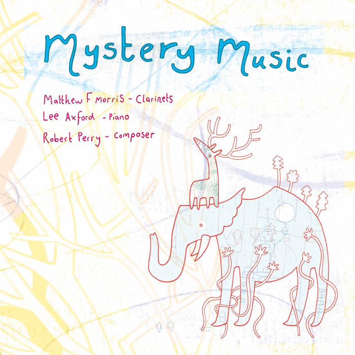 Mystery Music CD cover